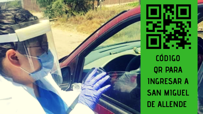 Código QR para ingresar a San Miguel de Allende – Noticias con valor