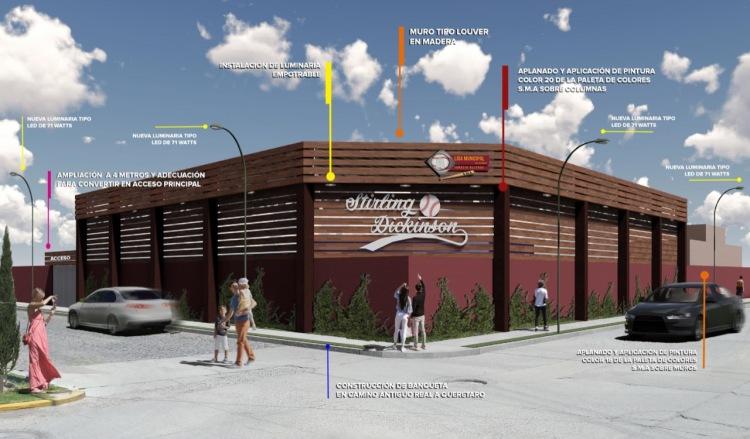 Proyecto Estadio 2